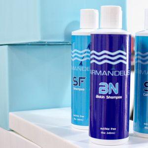 Shampoo Sulfate-Free Armandeus 8oz